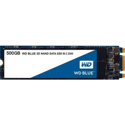 Western Digital Blue 3D Nand WDS500G2B0B 500GB