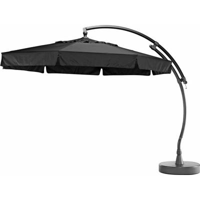 sun garden easy sun parasol 350cm sammenlign priser hos pricerunner. Black Bedroom Furniture Sets. Home Design Ideas