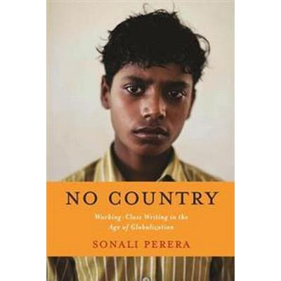 No Country: Working-Class Writing in the Age of Globalization (Inbunden, 2014)