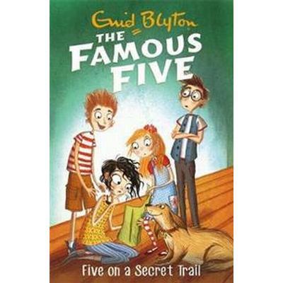 Famous five: five on a secret trail - book 15 (Pocket, 2017)