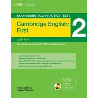 Cambridge English First Practice Tests 2 + Answer Key (Pocket, 2014)