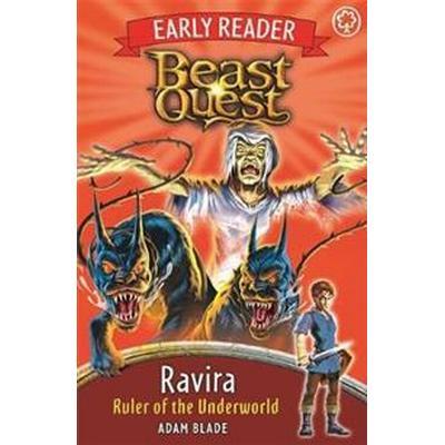 Beast Quest: Early Reader Ravira, Ruler of the Underworld (Häftad, 2016)