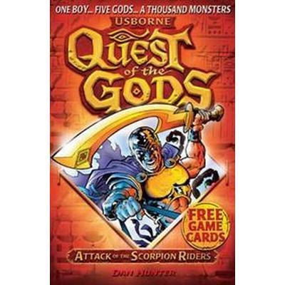 Quest of the Gods Book 1 (Häftad, 2012)