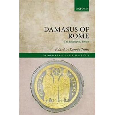 Damasus of Rome (Inbunden, 2015)