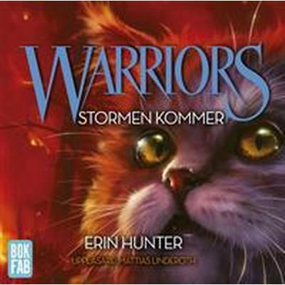 Warriors. Stormen kommer (Ljudbok nedladdning, 2018)