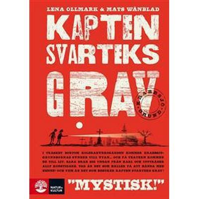 Kapten Svarteks grav (E-bok, 2015)