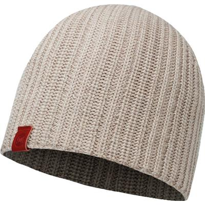Buff Knitted Hat Haan Cobblestone (Auslaufware)