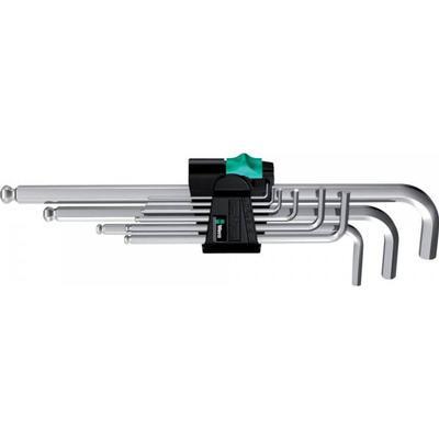 Wera 950 PKL/9SM N 5022087001 Set 9-delar