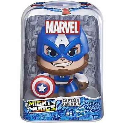 Hasbro Marvel Mighty Muggs Captain America E2163