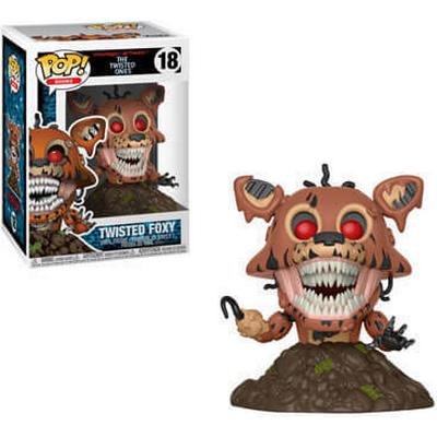 Funko Pop! Books Five Nights at Freddy's Twisted Foxy