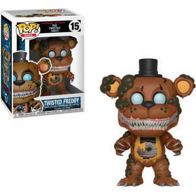 Funko Pop! Books Five Nights at Freddys Twisted Freddy