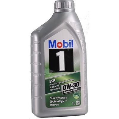 Mobil ESP 0W-30 Motorolie