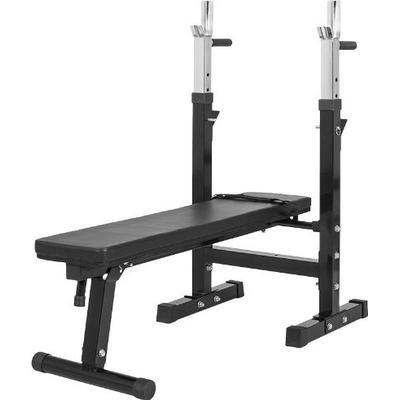 Gorilla Sports Foldable Bench Press