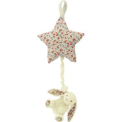 Jellycat Bashful Blossom Star Musical Pull