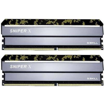 G.Skill Sniper X Series DDR4 3200MHz 2x8GB (F4-3200C16D-16GSXKB)