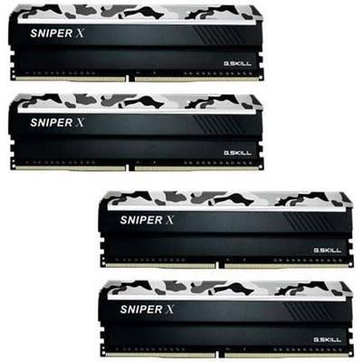 G.Skill Sniper X DDR4 3200MHz 4x8GB (F4-3200C16Q-32GSXWB)