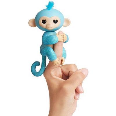 Wowwee Fingerlings Glitter Monkey Amelia