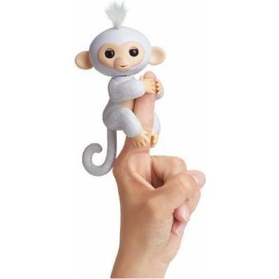 Wowwee Fingerlings Glitter Monkey Sugar