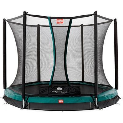 Berg Talent InGround 300cm + Safety Net Comfort