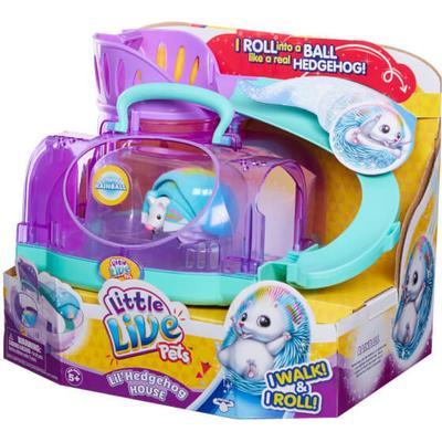 Moose Little Live Pets Lil' Hedgehog House