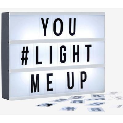PR Home Lightbox LED A4 Speciallampa