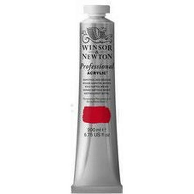 Winsor & Newton Professional Acrylic Naphthol Red Medium 423 200ml