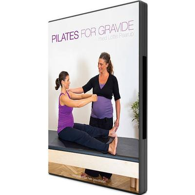 Pilates for gravide med Lotte Paarup (DVD)