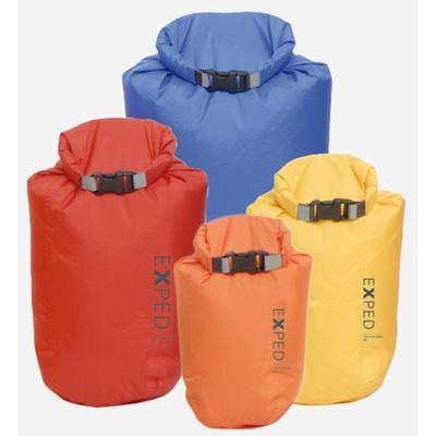 Exped - Fold Drybags BS (XXL / 40 Liter (Lys blå))