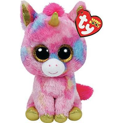 TY Beanie Boos Fantasia the Unicorn 15cm