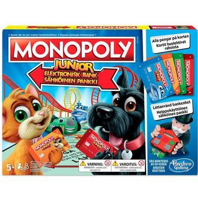 Monopol junior ultimate banking