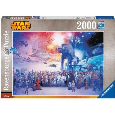 Ravensburger Star Wars Universe 2000 Pieces