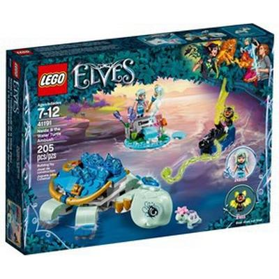 Lego Elves Naida & the Water Turtle Ambush 41191