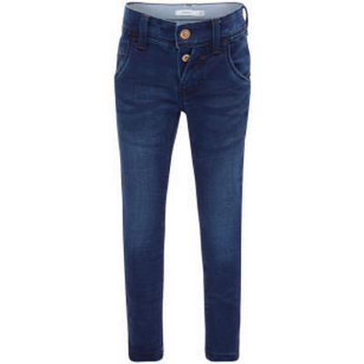 Name It Slim Fit Jeans - Blue/Dark Blue Denim (13142152)