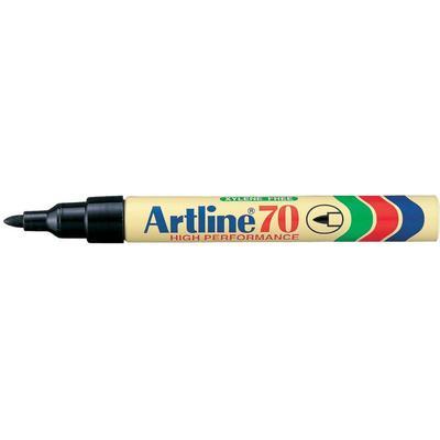 Artline EK-70 Marker Black