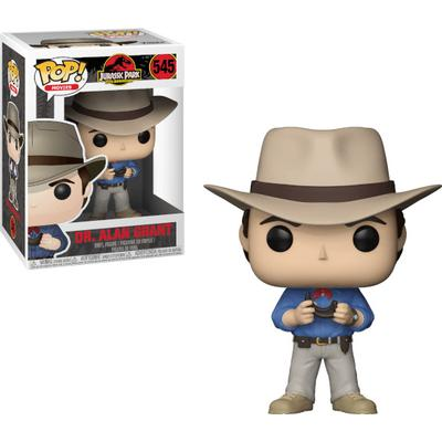 Funko Pop! Movies Jurassic Park Dr Alan Grant
