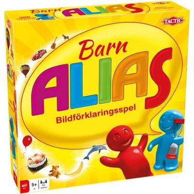 Tactic Barn Alias (Svenska)