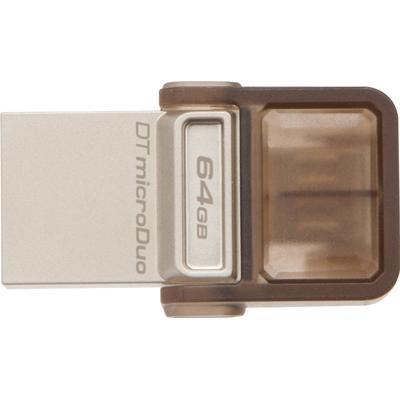 Kingston DataTraveler MicroDuo 64GB USB 2.0