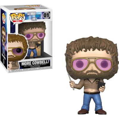 Funko Pop! Television Saturday Night Live More Cowbell
