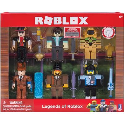 Jazwares Roblox Legends of Roblox 6 Pack Figures