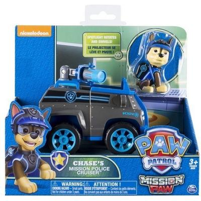 Spin Master Paw Patrol Chase's Mission Police Cruiser