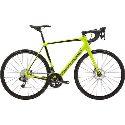 Cannondale Synapse Carbon Disc Red eTap 2018 Unisex