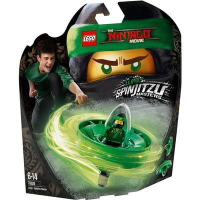 Lego The Ninjago Movie Lloyd Spinjitzu Master 70628