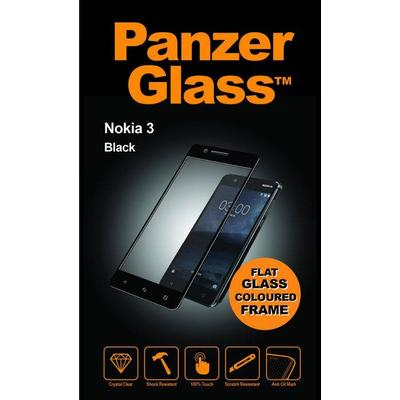 PanzerGlass Screen Protector Black (Nokia 3)