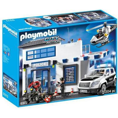 Playmobil Police Station 9372