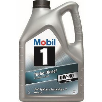 Mobil Turbo Diesel 0W-40 Motorolie