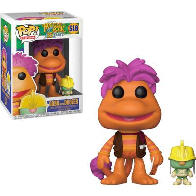 Funko Pop! Television Fraggle Rock Gobo with Doozer