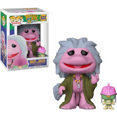 Funko Pop! Television Fraggle Rock Mokey with Doozer