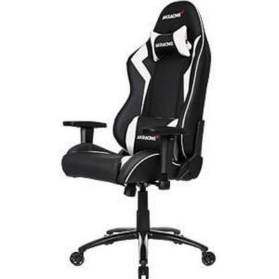 AKracing Octane Gaming Chair - Black/White