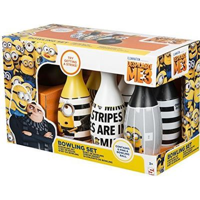 Sambro Despicable Me 3 Bowling Set