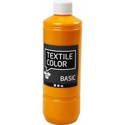 Textile Color Paint Yellow 500ml